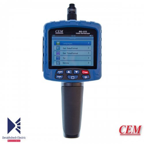 CEM Video Borescope