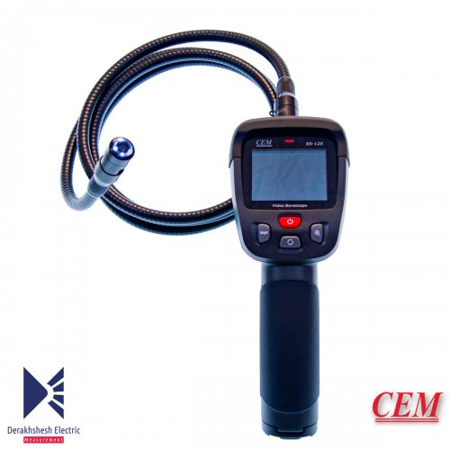 Video borescope CEM