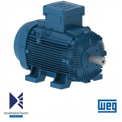 الکتروموتور 132 کیلووات 2 پل WEG