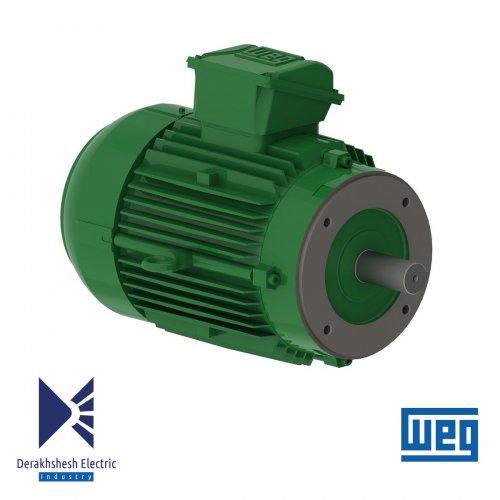 الکتروموتور 4 کیلووات 6 پل WEG